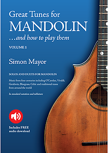 Great Tunes For Mandolin (vol 1)