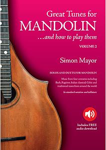 Great Tunes For Mandolin (vol 2)